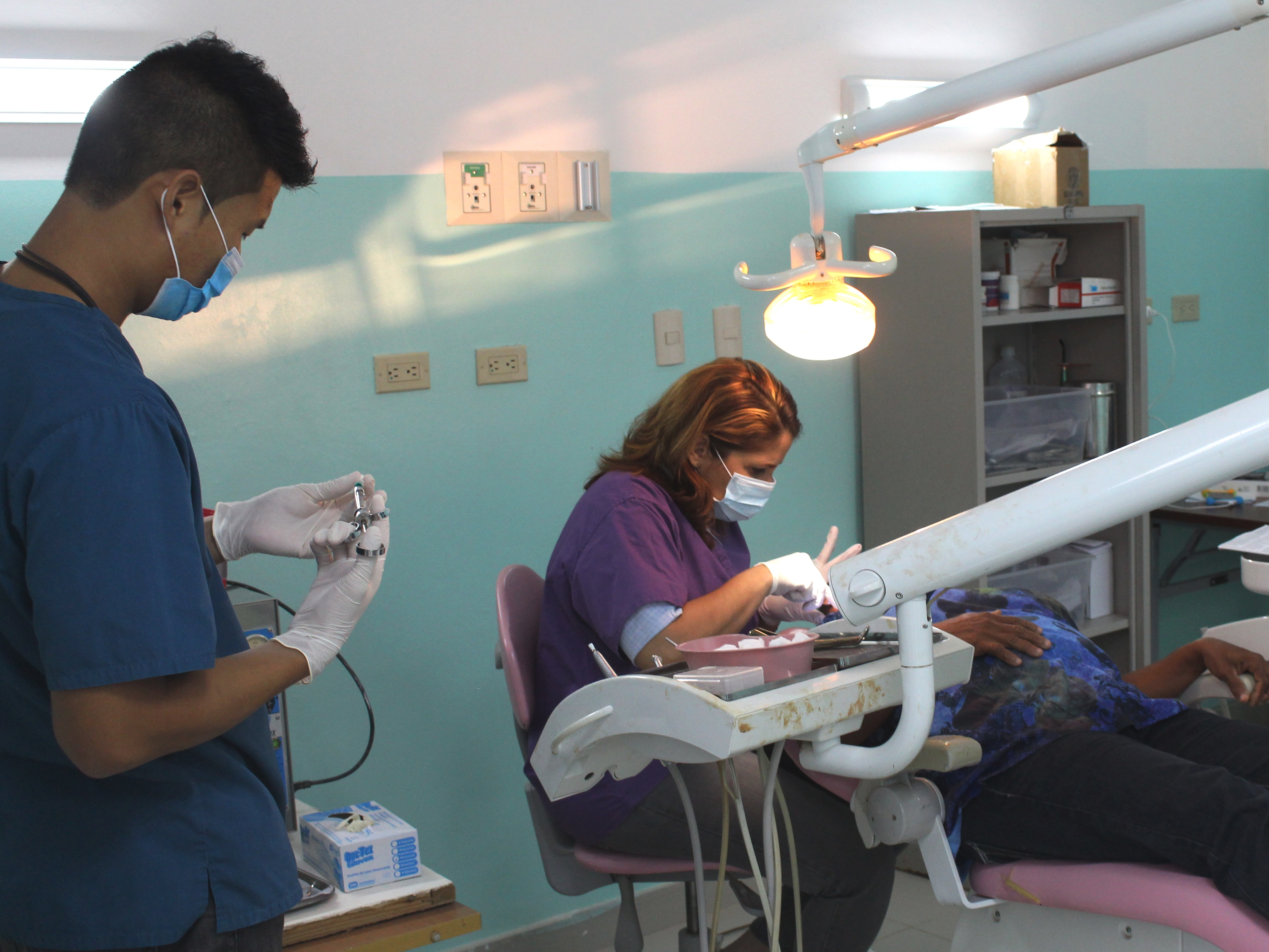 dental healthcare in n republic travel mission